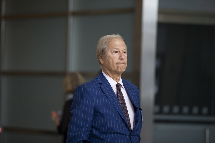 72-year-old American businessman Lewis Katz was a co-owner of The Philadelphia Inquirer and some other newspapers