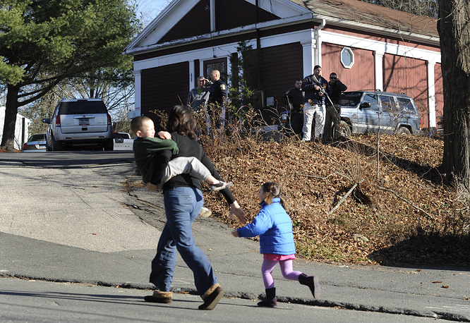 Sandy Hook Elementary School shooting occurred on December 14, 2012, in Newtown, Connecticut, US when 20-year-old Adam Lanza fatally shot 20 children and 6 adult staff members