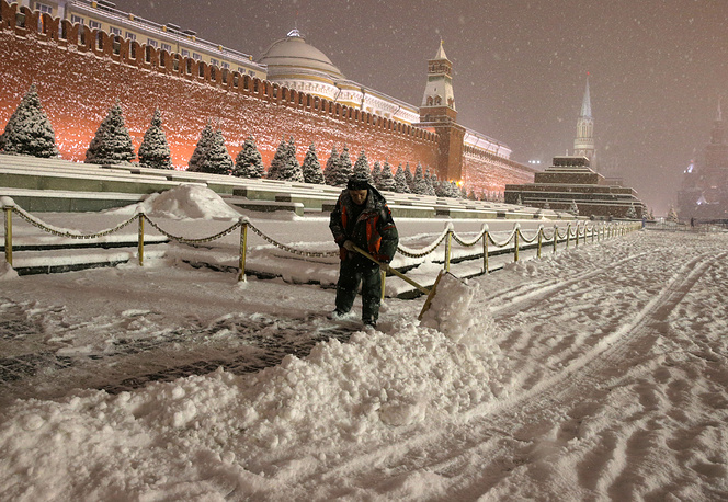 Photo: Moscow's Red Square