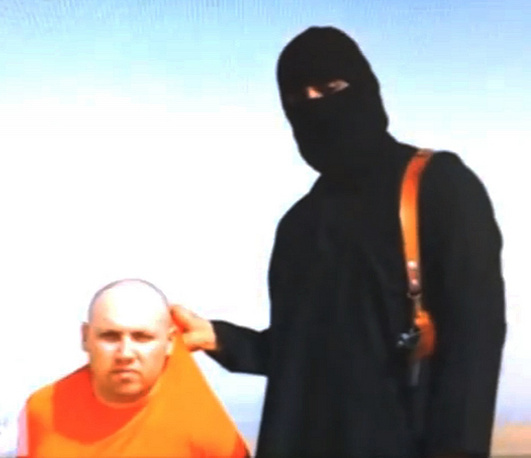 Journalist Steven Sotloff was beheaded by the Islamic State militants on September 2.  Steven Sotloff went missing in Syria in 2013