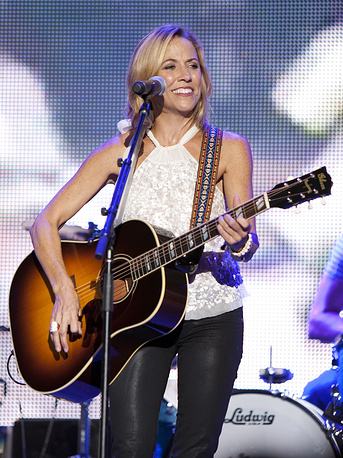 Grammy winner Sheryl Crow was diagnosed with breast cancer in February 2006 and underwent surgery