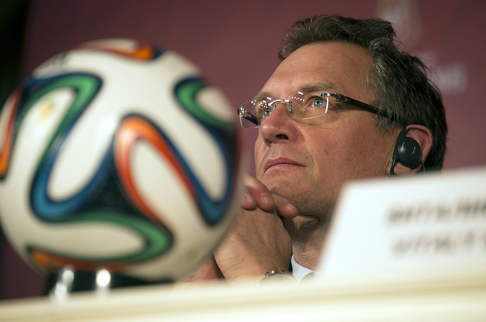 The draw will be conducted by Jerome Valcke, FIFA Secretary General