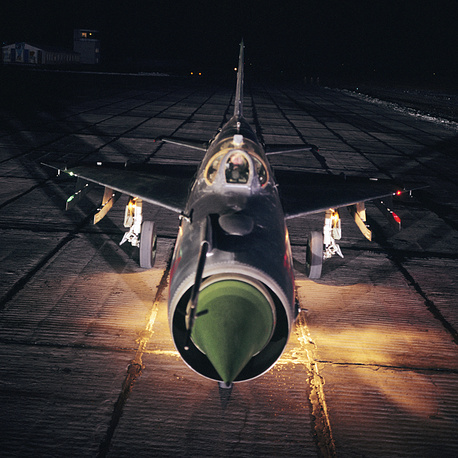 MiG-21 became the most-produced supersonic jet aircraft in aviation history