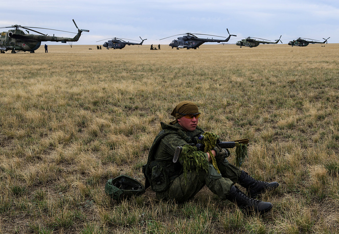 Various phases of the drills will take place at 20 land-based, naval and air training grounds and areas in the Central and Southern Military Districts