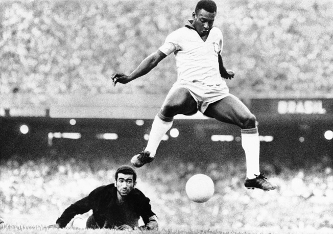 Edson Arantes do Nascimento was named after the American inventor Thomas Edison. He received the nickname Pele during his school days