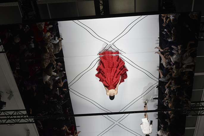 Ralph & Russo's collection presentation