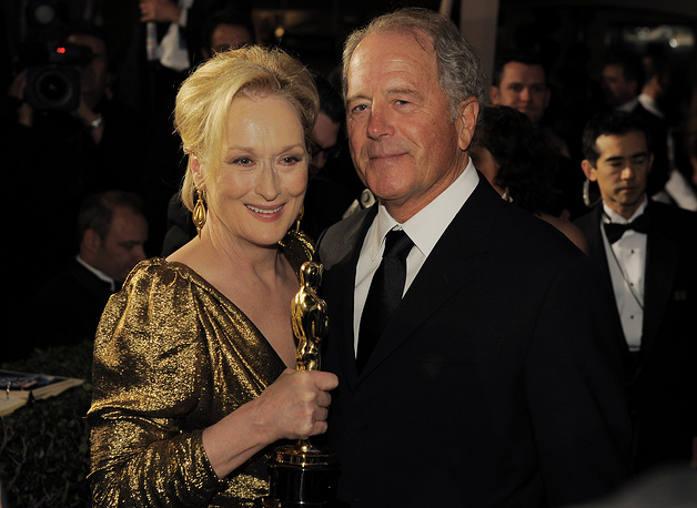 Actress Meryl Streep and sculptor Don Gummer have been married for 39 years, since 1978