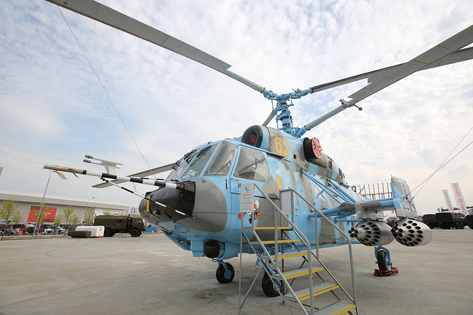 Kamov Ka-27 naval anti-submarine helicopter