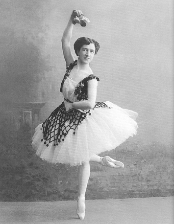 Agrippina Vaganova (1879-1951) was a Russian ballet teacher who developed the Vaganova method – the technique which derived from the teaching methods of the old Imperial Ballet School under Marius Petipa throughout the mid to late 19th century