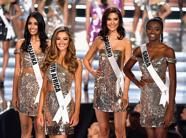 Miss Universe 2017 Pageant