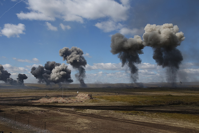 Vostok-2018 maneuvers are the heaviest in the history of the Russian army