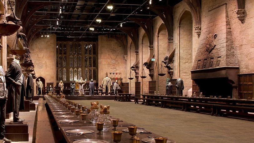 Фото Warner Bros. Studio Tour London на Facebook