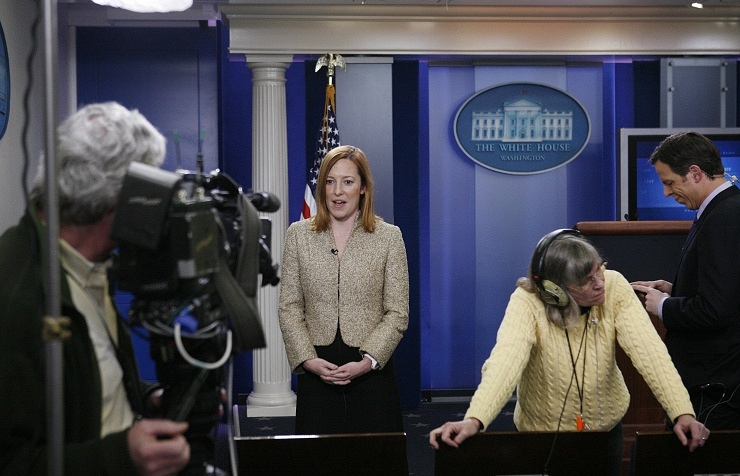 Jen Psaki Archive AP Photo/Charles Dharapak
