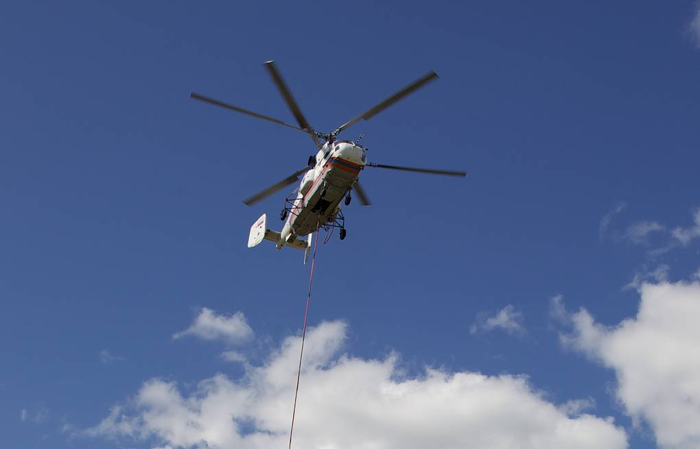 Ka-32 helicopter (archive) ITAR-TASS/Emergencies Ministry press service