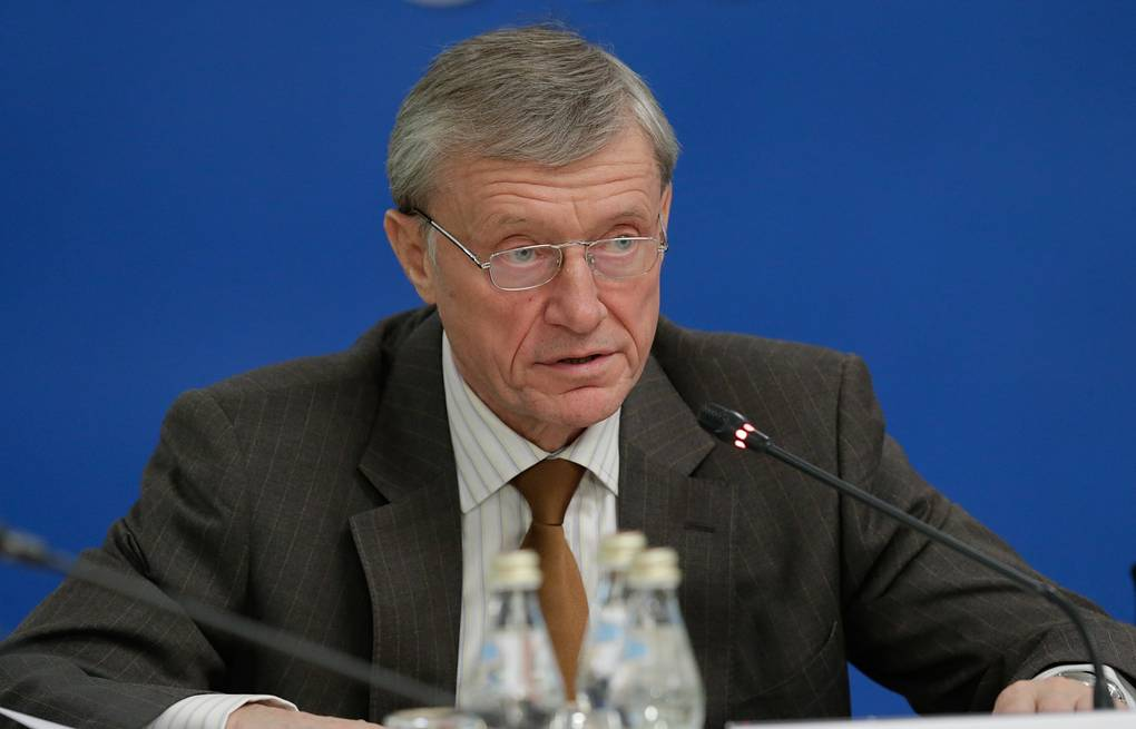 CSTO Secretary General Nikolay Bordyuzha Anna Isakova/TASS