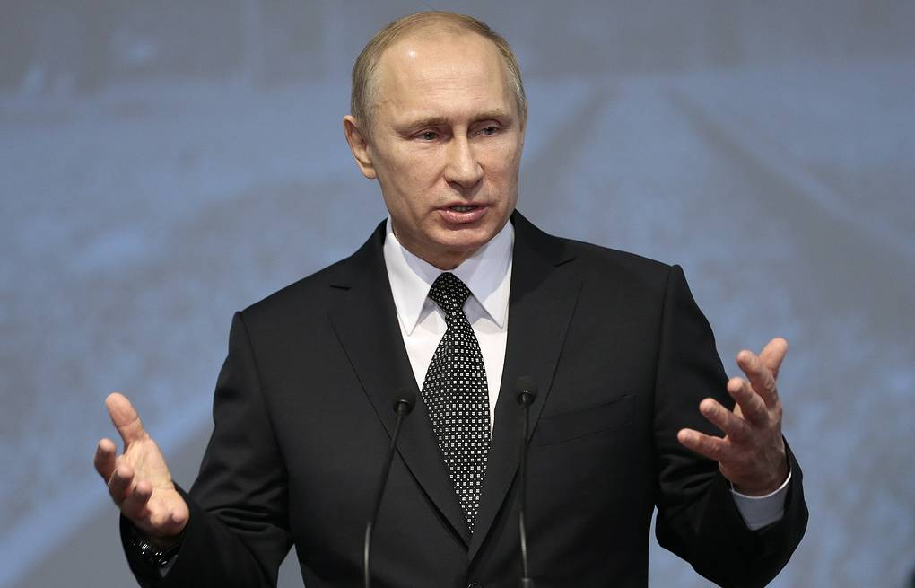 Attempts To Rewrite History Impermissible And Immoral Putin Russia Tass