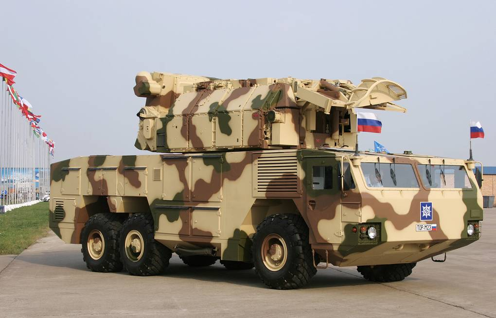 Russian arms exporter signs contract supply of 5 Tor-M2K missile systems to  Belarus - Russia - TASS