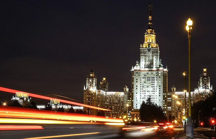 The Moscow State University Sergei Savostianov/TASS