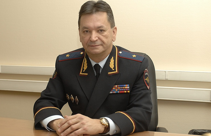 Alexander Prokopchuk Russian Ministry of Internal Affairs