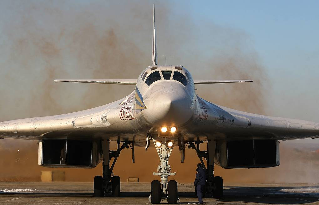 Tu-160 warplane  Dmitry Rogulin/TASS