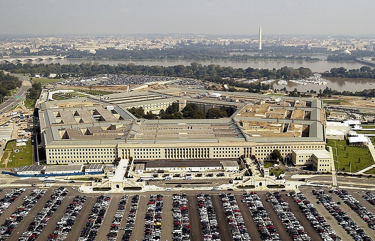 The Pentagon building Andy Dunaway/USAF via Getty Images