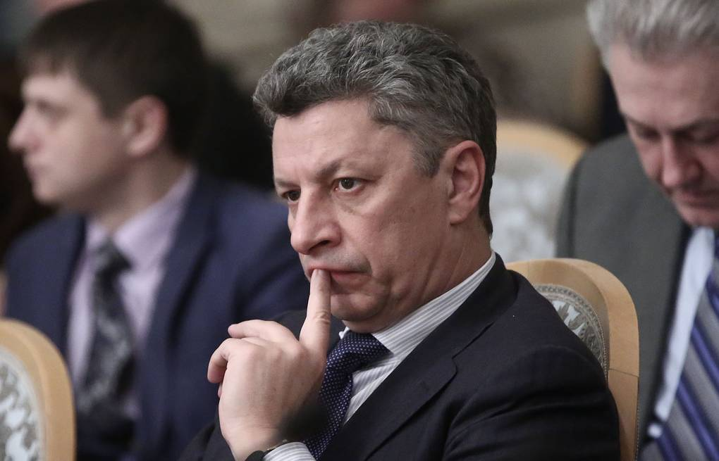 Yuri Boiko, founder of the Opposition Platform-For Life Party Denis Vyshinsky/TASS