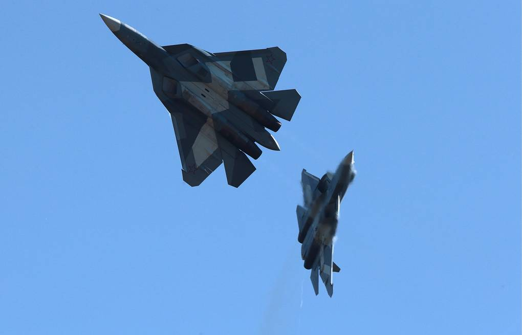 Russia ready to discuss deliveries of Su-57 fifth-generation