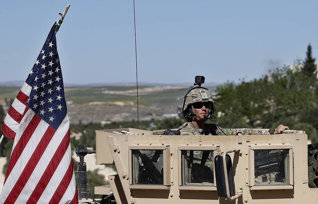 Press review: Pentagon's Trojan Horse for Syria and Moscow