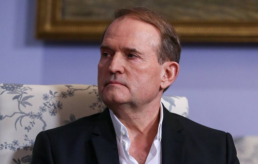 Chairman of the Political Council of Ukraine's Opposition Platform - For life party Viktor Medvedchuk Ekaterina Shtukina/Press Service of the Government of the Russian Federation/TASS