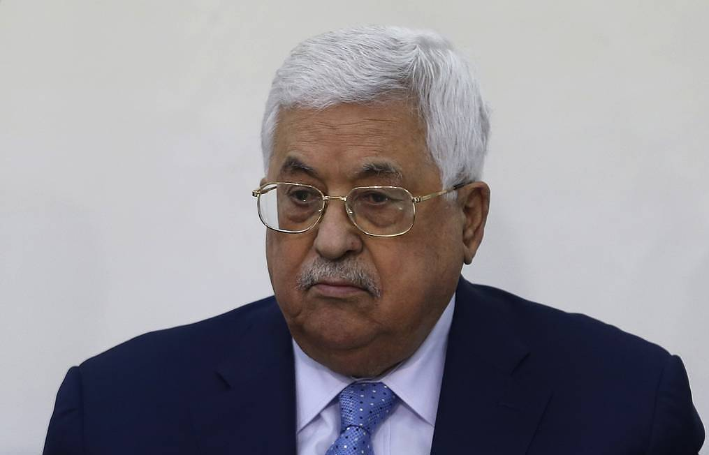 Mahmoud Abbas AP Photo/Majdi Mohammed