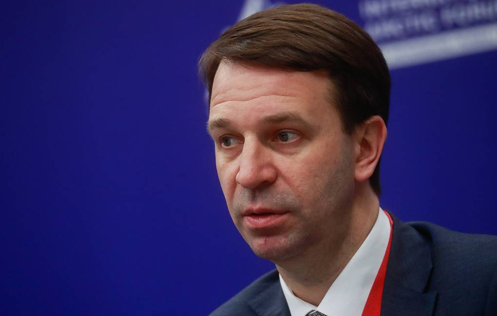 Russia's First Deputy Science and Higher Education Minister Grigory Trubnikov Sergei Fadeichev/TASS