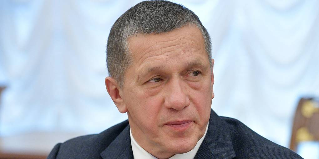 Russian Deputy Prime Minister Yury Trutnev Alexei Druzhinin/Russian Presidential Press and Information Office/TASS