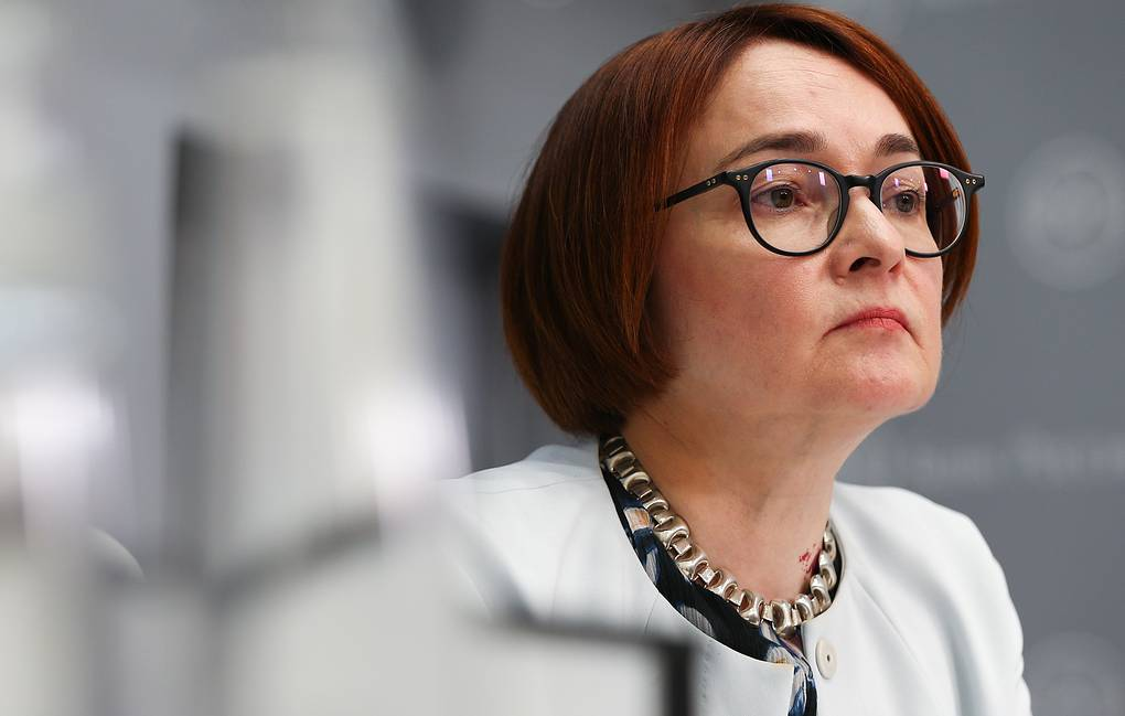 Head of the Bank of Russia Elvira Nabiullina Gavriil Grigorov/TASS