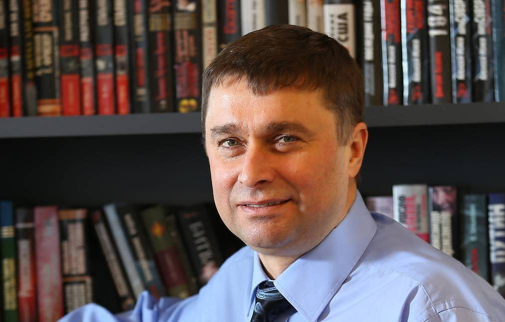 Andrei Grigoryev Press service of the Russian Foundation for Advanced Research Projects