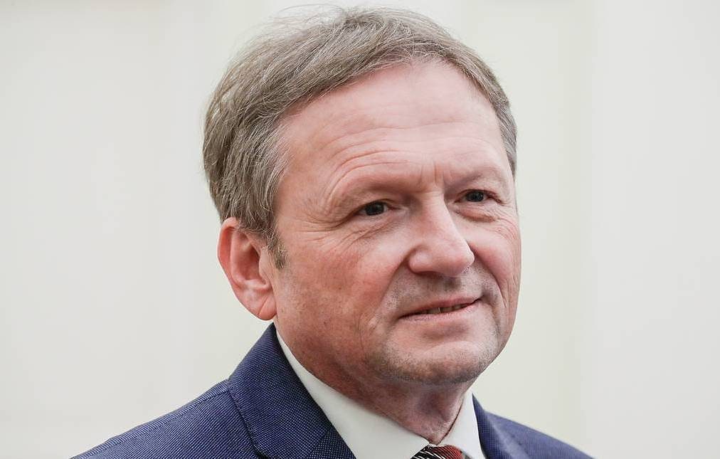 Russia's Presidential Commissioner for the protection of entrepreneurs' rights Boris Titov Michael Metzel/TASS