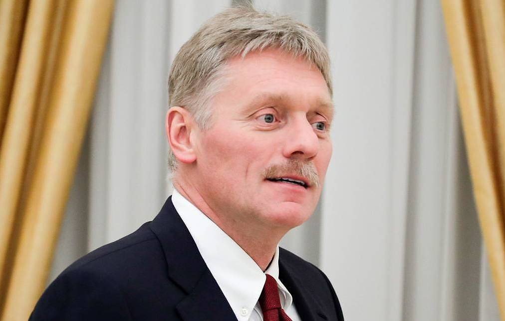 Russian Presidential Press Secretary Dmitry Peskov Mikhail Mettsel/TASS