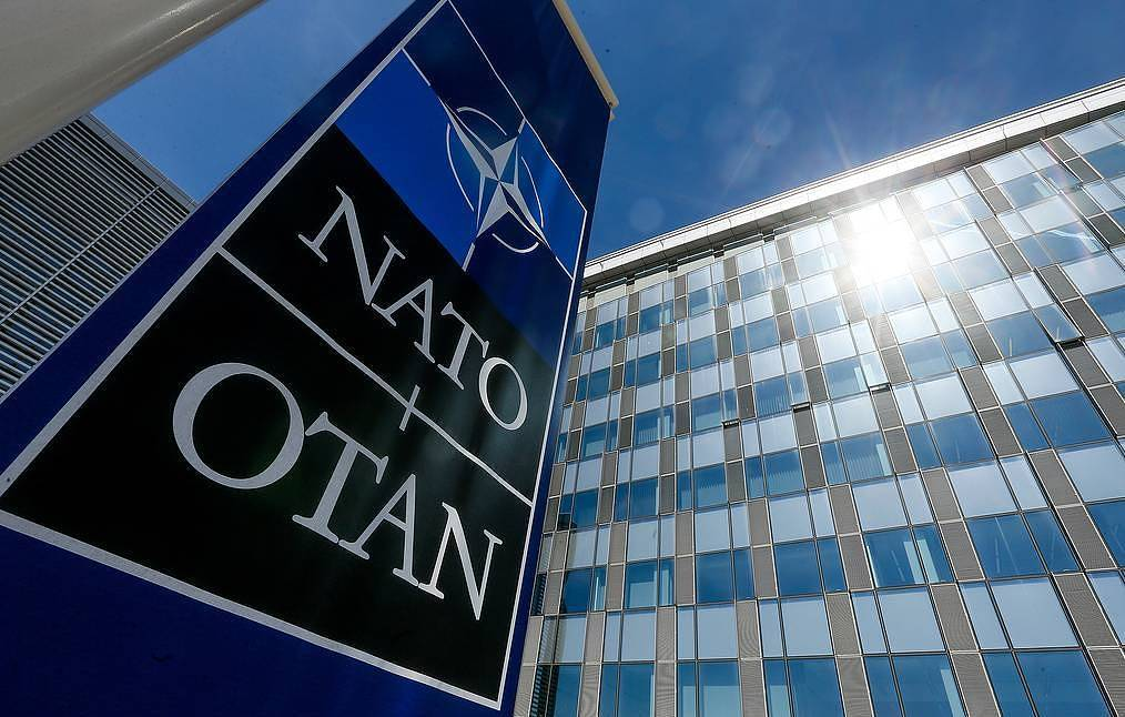NATO Headquarters in Brussels EPA-EFE/STEPHANIE LECOCQ
