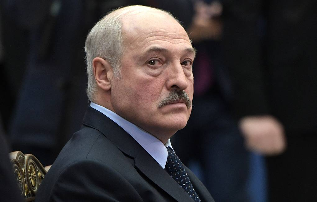 Belarusian President Alexander Lukashenko Alexei Nikolsky/Russian Presidential Press and Information Office/TASS