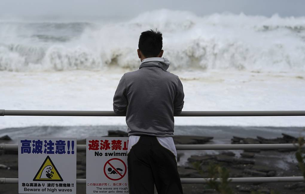 Number of typhoon victims in Japan rises to 40 people — media