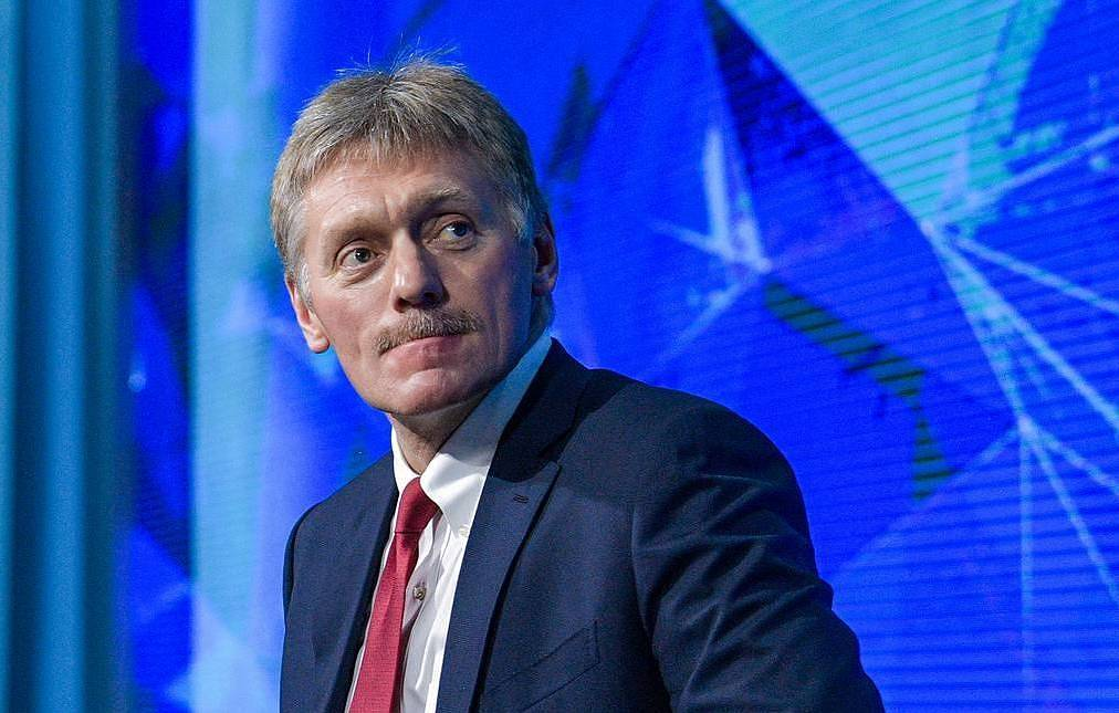 Kremlin Spokesman Dmitry Peskov Alexey Druzhinin/press service of the President of the Russian Federation/TASS