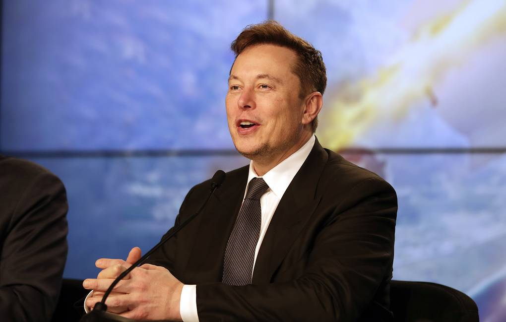 Elon Musk AP Photo/John Raoux
