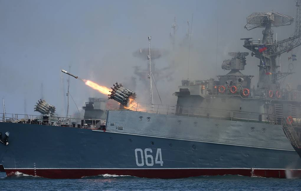 Muromets small anti-submarine ship Dmitry Feoktistov/TASS