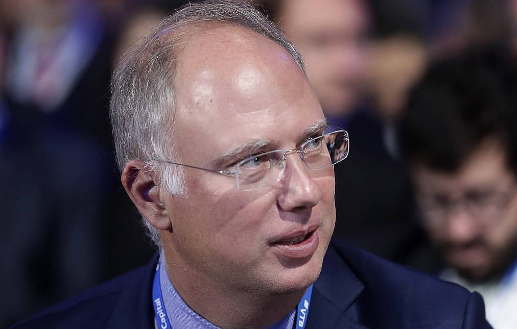 Kirill Dmitriev, CEO of the Russian Direct Investment Fund Mikhail Metzel/TASS
