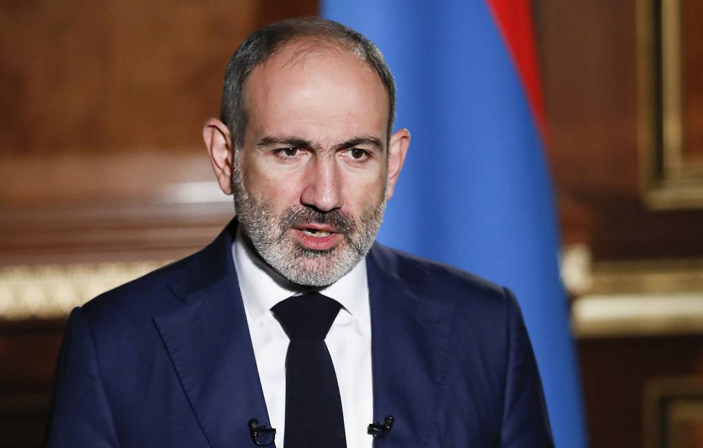 Armenian Prime Minister Nikol Pashinyan Tigran Mehrabyan, Armenian Prime Minister Press Service/PAN Photo via AP