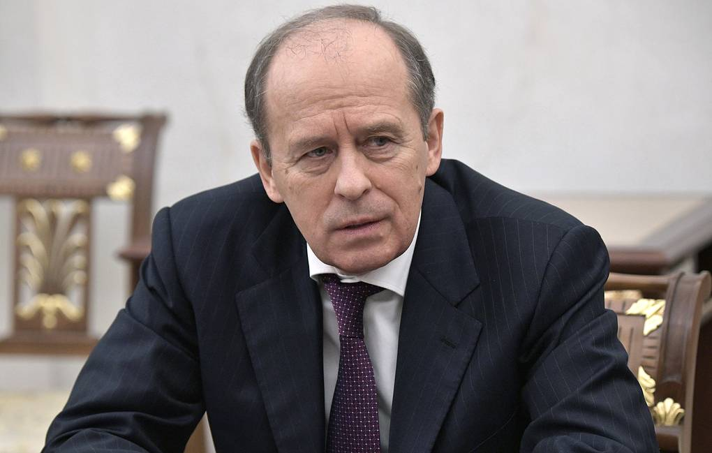 Russian Federal Security Service Head Alexander Bortnikov Alexei Nikolsky/Russian Presidential Press and Information Office/TASS