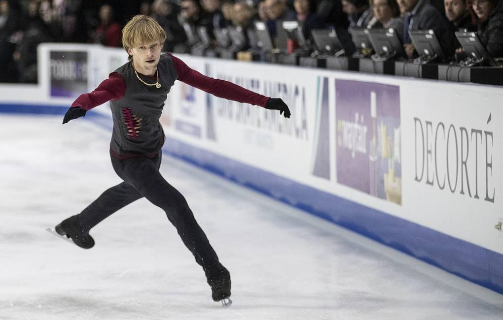 ISU Junior & Senior Grand Prix of Figure Skating Final. 6-9 Dec, Vancouver, BC /CAN  - Страница 2 4875878