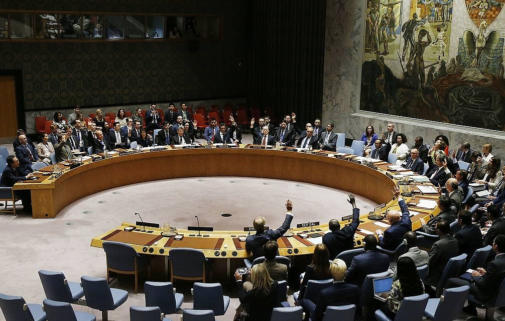 Russia asks for convening UN SC meeting on Sea of Azov situation