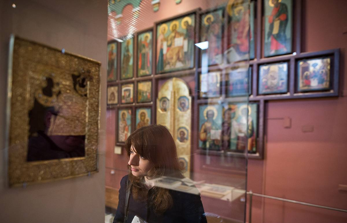 Russia's State Historical Museum adds renowned 'John the Baptist' icon to its collection