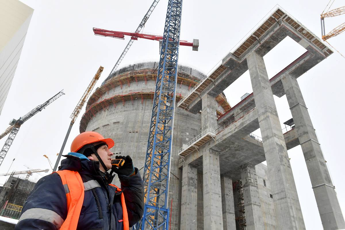 Russia's Rosatom ready to build nuclear power plant in Bulgaria if project is beneficial
