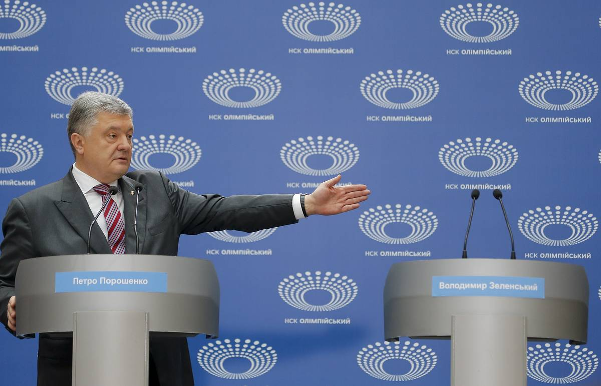 Press review: Poroshenko loses debate with empty podium and Russia eyes return to PACE